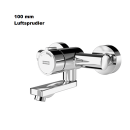 Franke Aerator F3S-Mix self-closing wall-mounted mixer Projection 100 mm F3SM1005 DN 15  – Bild 1