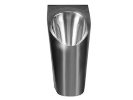 Waterless Urinal Inox by URIMAT made of stainless steel – Bild 1