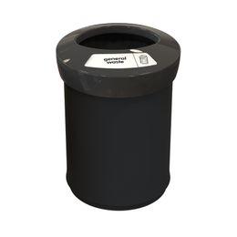 EcoAce Basis, 52 Liter Schwarz – Bild 3