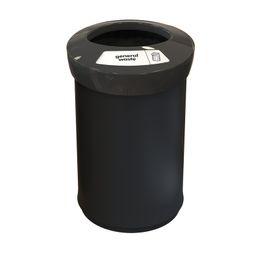 EcoAce Basis, 62 Liter Schwarz – Bild 3