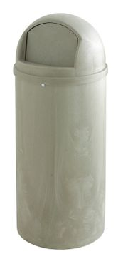 Marshal Container 79,5 litres, Rubbermaid beige – Bild 2