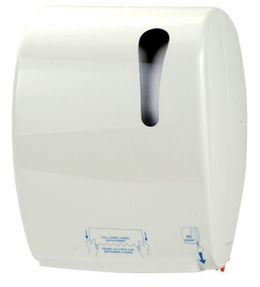 Marplast Towel Roller Dispenser EasyWhite MP 780W made of plastic for wall mounting