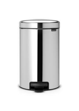 Pedal bin newIcon 12 litres with metal linner, Brabantia – Bild 1