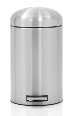 Tritt-Mülleimer Retro 12 Liter, Brabantia – Bild 1