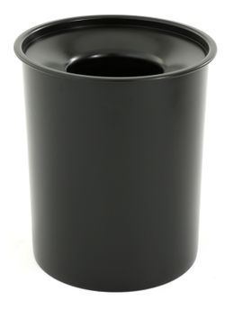 Design Safety-bin 20 litres black