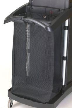 Fabric Mesh Linen Bag, Rubbermaid black – Bild 1