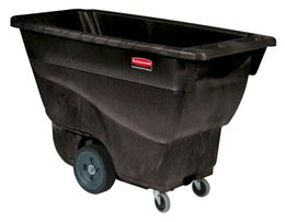 Tilt Truck 0,4 m3, Rubbermaid black – Bild 1