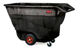 Tilt Truck 0,8 m3, Rubbermaid black – Bild 1