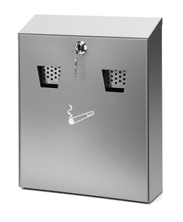 Wall mounted ashtray h32
