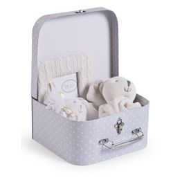 Childhome Suitcase Gift Box (Ph.Frame-Doudou-Bib-Rattle-Scented Bag) G – Bild 1