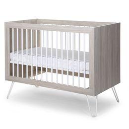 Childhome Ironwood Ashen Baby Cot 60X120