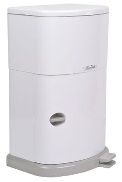 Janibell® Akord diaper pail 41L for discreet adult brief disposal – Bild 1