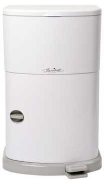 Janibell® Akord diaper pail 41L for discreet adult brief disposal – Bild 2