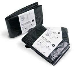 Janibell® Müllbeutel 10 x Folienschläuche für Damenbinden-Abfallbehälter – Bild 3