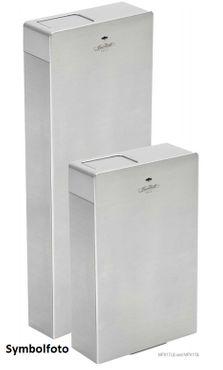 Janibell® PRIX berührungsloser Damenhygiene-Abfallbehälter MPX17LS in 14L mit Sensor