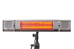HeizMeister Heat, Feat & Beat from Infralogic IP 65 radiant heater – Bild 1