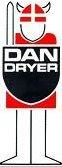DAN DRYER AirTap Warm-Air hand dryer with IR sensor - wall mounting – Bild 2