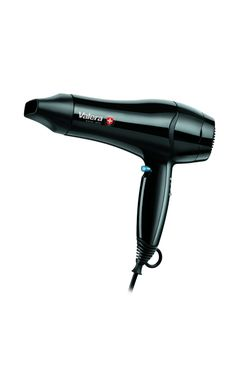 Black Hair Dryer incl. wall holder Valera made of plastic – Bild 1