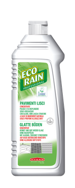 Hygan Ecorain Detergent for non-porous floors with Ecolabel - based on natural raw materials  – Bild 1