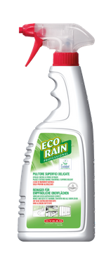 Hygan Ecorain cleaner for sensible surfaces with Ecolabel  – Bild 1