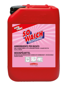 Fabric Softener for hand and machine wash - with special additive, makes ironing easy – Bild 2