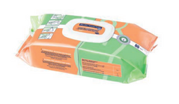 Mikrobac® Virucidal disinfectant wipes by Hartmann