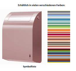 Dan Dryer Exclusive mini waste bin/sanitary bin in a wide range of colors