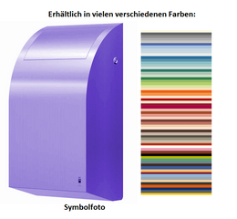 Dan Dryer Exclusive waste bin 30L in a wide range of colors