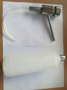 Second choice Franke SD80 soap dispenser for bottom plate mounting chrome brass – Bild 4