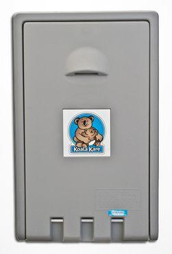 B-Ware Koala Klappbare Wickelstation KB-101-01 Vertikal MICROBAN® Hygieneschutz – Bild 1