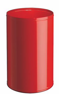 NEO fireproofed waste container 90L made of powder-coated steel from Rossignol – Bild 2