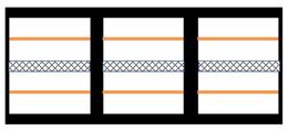 Heatlight HLQB quartz black Infrared heaters 12000 Watt with 3 different lamps – Bild 2