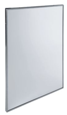 Mirror stainless Steel for wall mounting by Mediclinics