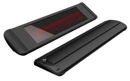 Moel Aaren Infrared Heater 1800W with Wall bracket, dimmer + remote control in 2 colors – Bild 2