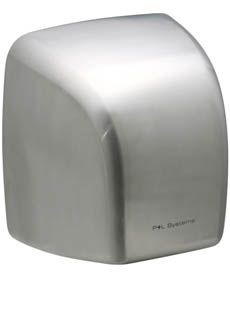 Hand Dryer Stainless Steel with 2100W - Drying hands in 30 seconds – Bild 2
