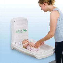Baby Changing Unit - Vertical - With oversize barriers – Bild 9