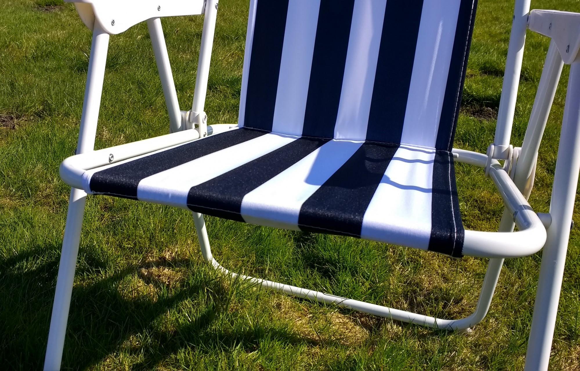 klappstuhl campingstuhl mit armlehnen outdoor freizeit campingm bel. Black Bedroom Furniture Sets. Home Design Ideas