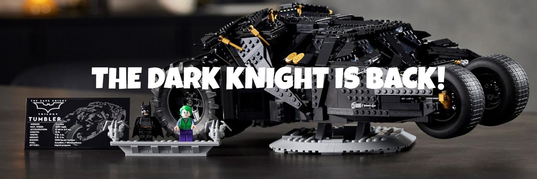 LEGO 76240 The Dark Knight Tumbler (Batmobile)
