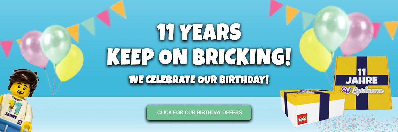 11 years JB Spielwaren
