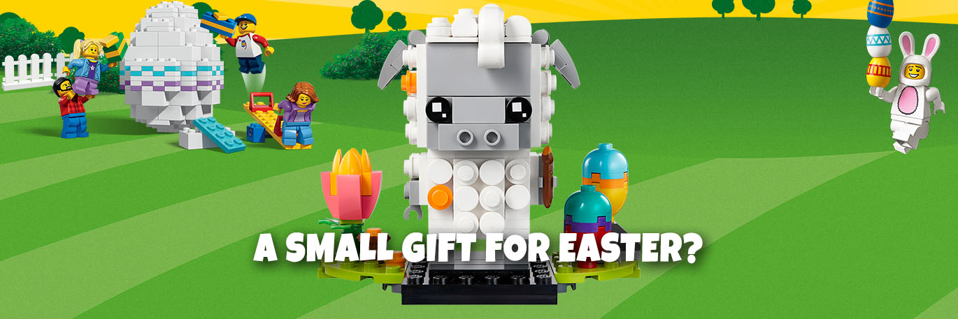 LEGO Easter Offers