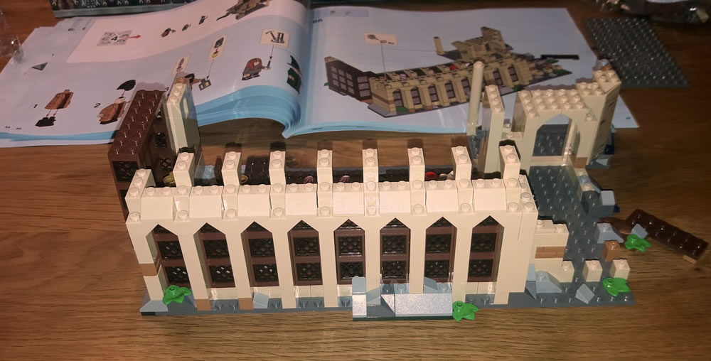Die Große Halle von Hogwarts (75954)