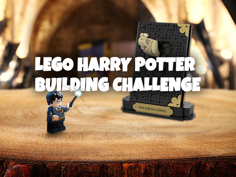 LEGO Harry Potter  Building Challenge