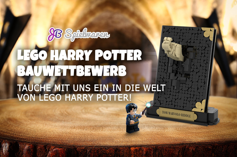 LEGO Harry Potter Bauwettbewerb