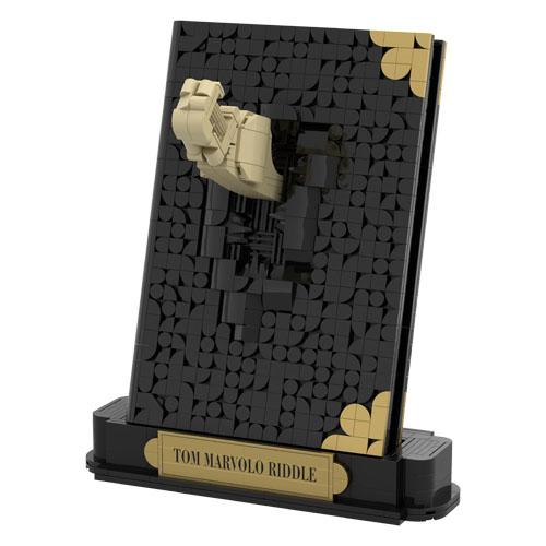 LEGO MOC von Tom Riddels Tagebuch