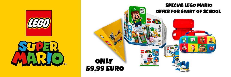 LEGO Super Mario 71387 Adventures with Luigi Starterpack