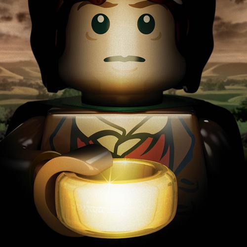 LEGO Herr der Ringe Aktion