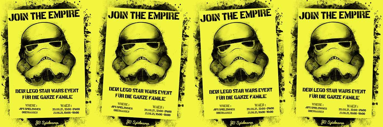 JB Spielwaren's LEGO Star Wars Event 2021 in Oberhausen