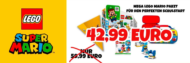LEGO Super Mario Luigi Starterpack