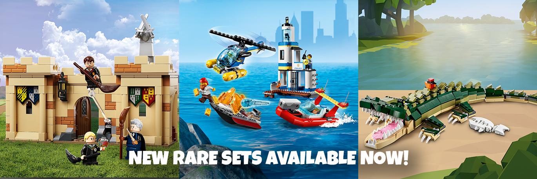 neue seltene LEGO Sets