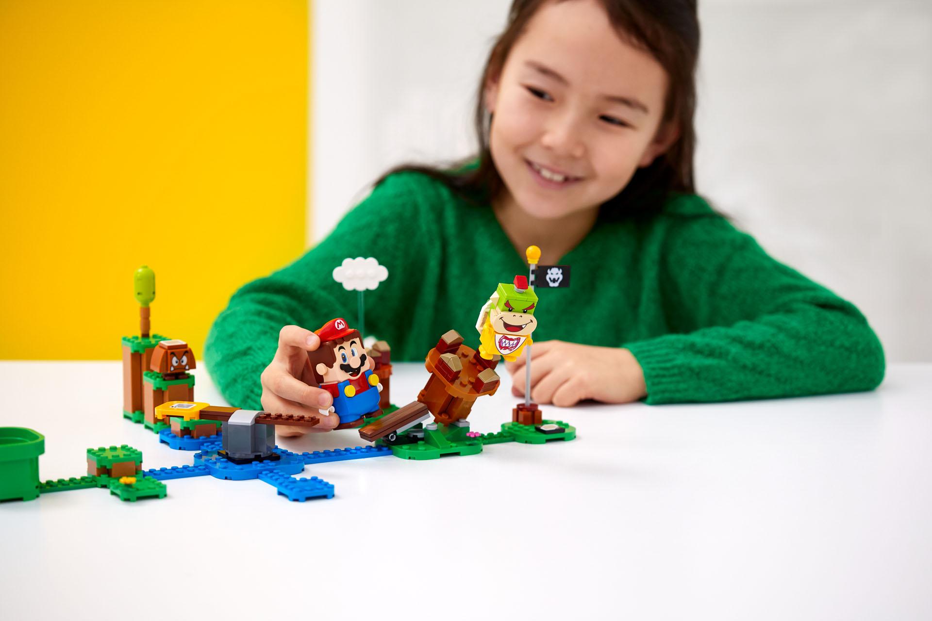 LEGO Super Mario Starter Set 71360